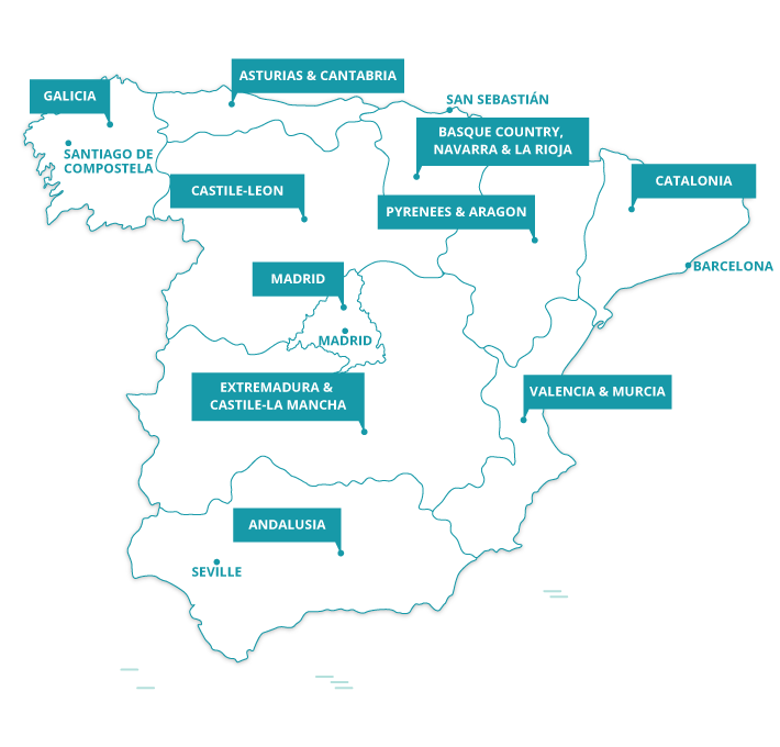 Destination Guide Spain Trails