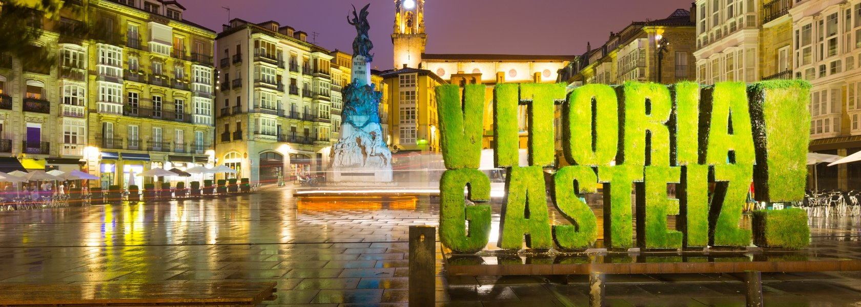 Discover Vitoria Gasteiz Spain Trails